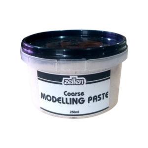 Zellen-Coarse-Modelling-Paste-250ml-Bottle