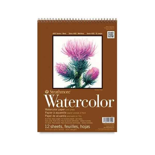 400 Series Watercolor Pads - Strathmore