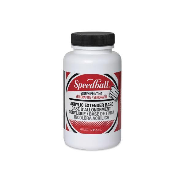 Acrylic Extender Base 236.5ml- Speedball