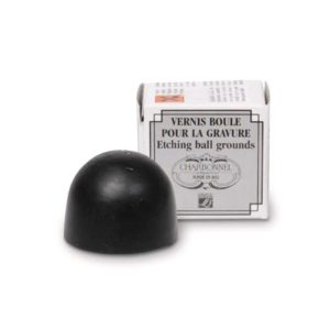 Etching Ball Ground - Charbonnel