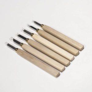Japanese Woodcarving Tools Lifestyle Image- Meguro